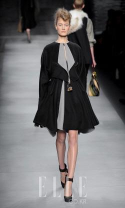 2010 F/W 밀라노컬렉션Fendi