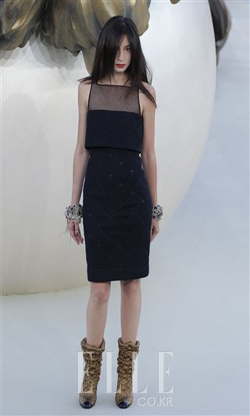 2010 F/W 오트쿠튀르Chanel Haute Couture