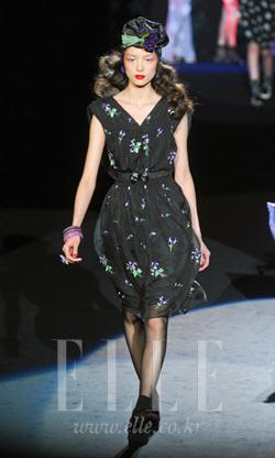 2012 S/S 뉴욕컬렉션Anna Sui