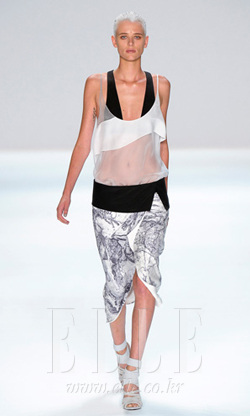 2012 S/S 뉴욕컬렉션Narciso Rodriguez