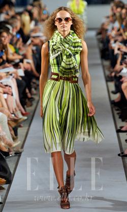 2012 S/S 뉴욕컬렉션Oscar de la Renta