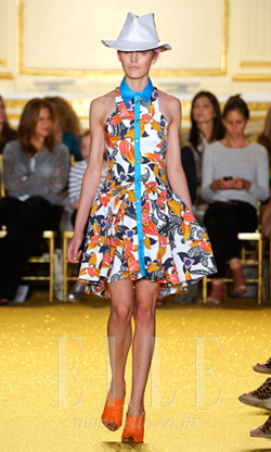 2012 S/S 뉴욕컬렉션Thakoon