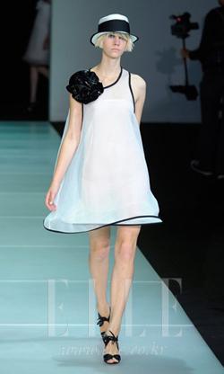 2012 S/S 밀라노컬렉션Emporio Armani