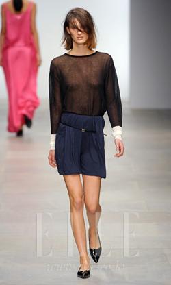 2012 S/S 런던컬렉션Ann-Sofie Back Atelje