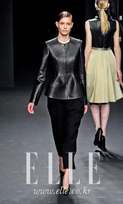 2012 F/W 뉴욕컬렉션Calvin Klein