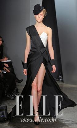 2012 F/W 뉴욕컬렉션Donna Karan