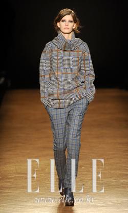 2012 F/W 런던컬렉션Paul Smith Women