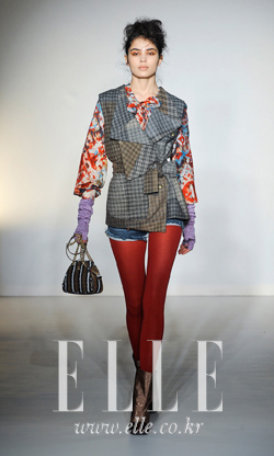 2012 F/W 런던컬렉션Vivienne Westwood Red Label