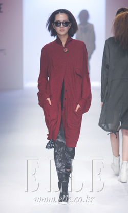 2013 S/S 서울컬렉션홍은주