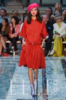 2013 S/S 런던컬렉션Vivienne Westwood Red Label
