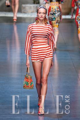 2013 S/S 밀라노컬렉션Dolce & Gabbana