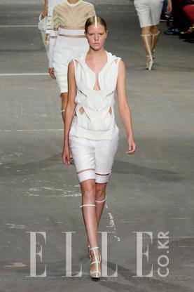 2013 S/S 뉴욕컬렉션Alexander Wang