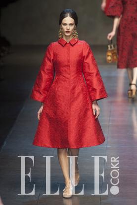 2013 F/W 밀라노컬렉션Dolce & Gabbana
