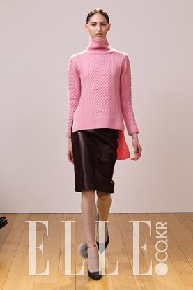 2013 F/W 런던컬렉션EUDON CHOI