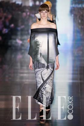 2013 F/W 런던컬렉션마리 카트란주
