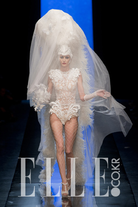2014 S/S 오트쿠튀르Jean Paul Gaultier Haute Couture
