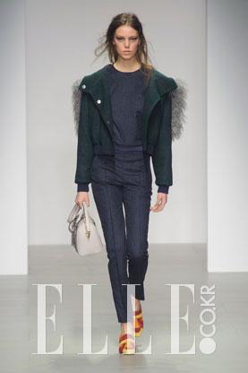2014 F/W 런던컬렉션EUDON CHOI