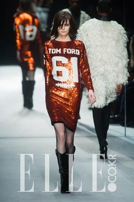 2014 F/W 런던컬렉션TOM FORD