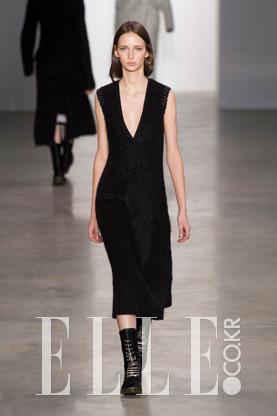 2014 F/W 뉴욕컬렉션Calvin Klein