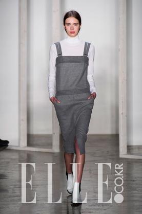 2014 F/W 뉴욕컬렉션Dion Lee