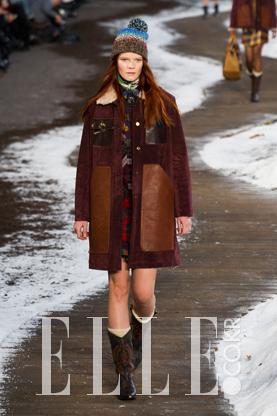 2014 F/W 뉴욕컬렉션Tommy Hilfiger