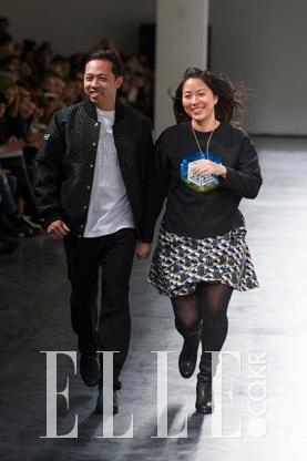 2014 F/W 뉴욕컬렉션Opening Ceremony