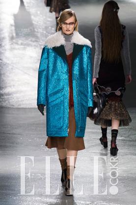 2014 F/W 뉴욕컬렉션Rodarte
