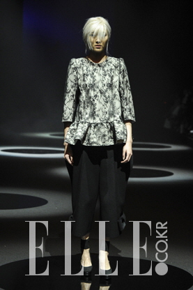 2014 F/W 서울컬렉션진태옥
