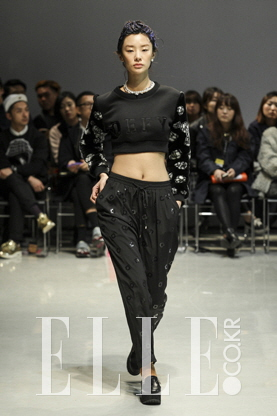 2014 F/W 서울컬렉션스티브제이앤요니피
