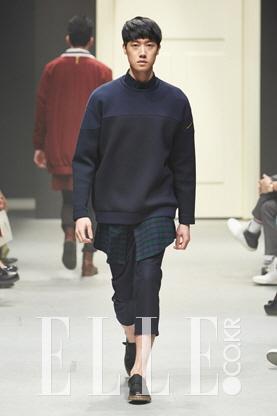 2014 F/W 서울컬렉션문수 권