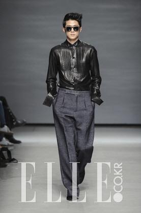 2014 F/W 서울컬렉션김서룡