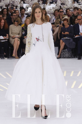 2014 F/W 오트쿠튀르Christian Dior Haute Couture