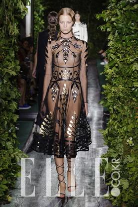 2014 F/W 오트쿠튀르Valentino Haute Couture