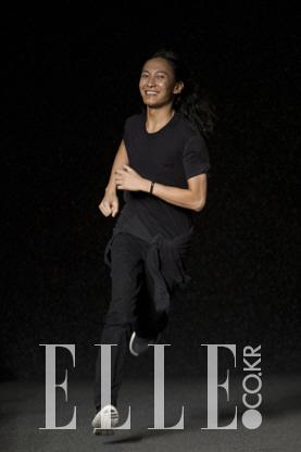 2015 S/S 뉴욕컬렉션Alexander Wang