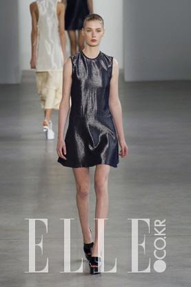 2015 S/S 뉴욕컬렉션Calvin Klein