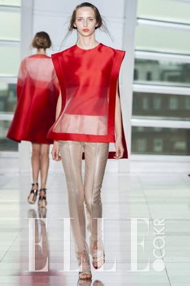 2015 S/S 런던컬렉션Antonio Berardi