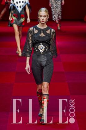 2015 S/S 밀라노컬렉션Dolce & Gabbana