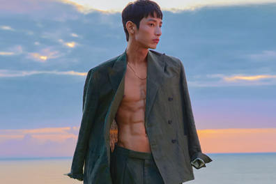 아름다운 남자, 이수혁