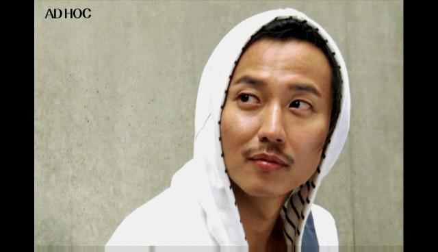 나쁜 남자 김남길의 와일드한  애드호크 광고 촬영현장