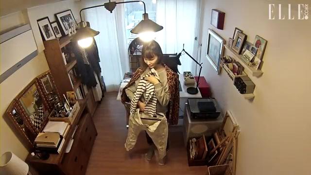 '송경아'의 하우스 급습!