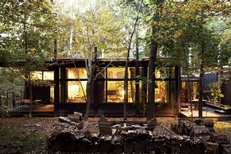 자연과 하나된 그림같은 집!