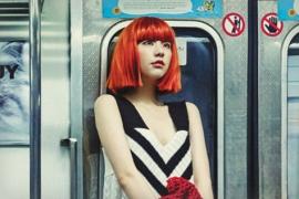 패션피플의 지하철 급습!