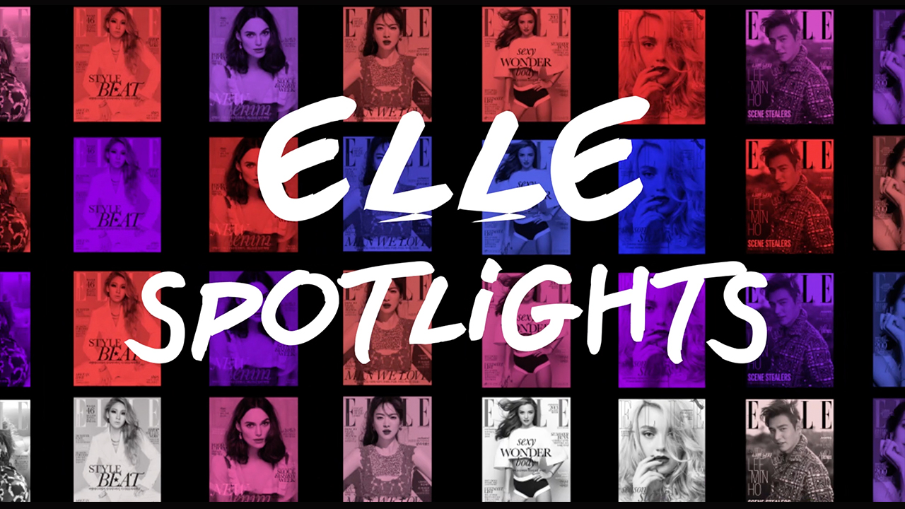 ELLE SPOTLIGHTS 2015 SEPTEMBER