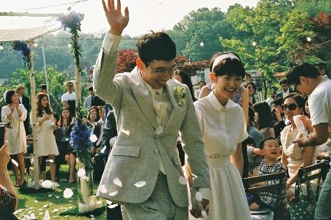 깨가 쏟아지는 봉태규의 신혼생활