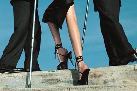 블록버스터 '신발' 전시