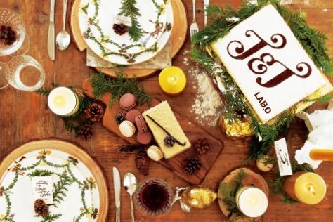 '식욕' 자극하는 웨딩 테이블