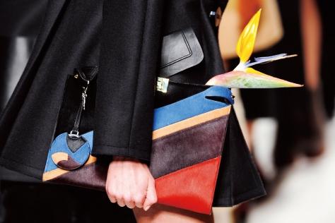 패션계 면 분할 법칙