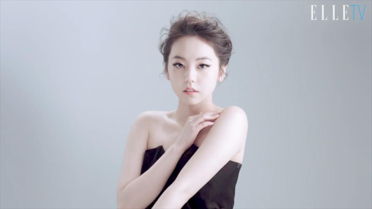 소녀에서 숙녀로, VDL 화보 속 안소희를 만나다.