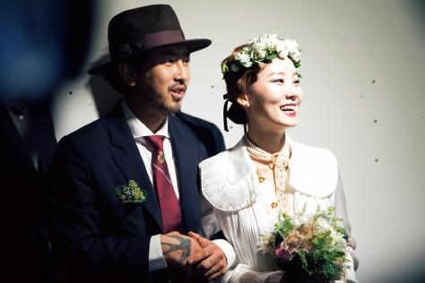 독특한 결혼식
