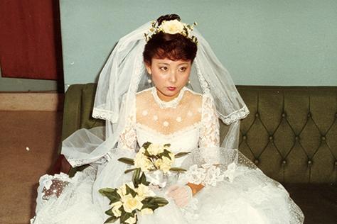 엄마의 결혼식
